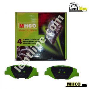 لنت ترمز جلو سمند lx برند MHCO