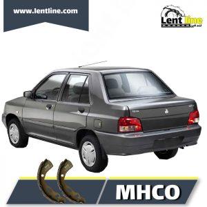 لنت عقب پراید برند MHCO