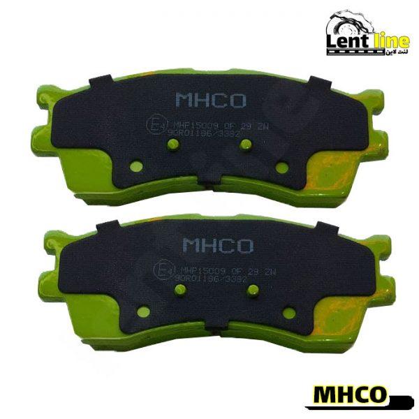 لنت ترمز جلو ریو اتوماتیک برند MHCO